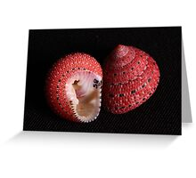 Strawberry Tops Greeting Card