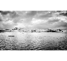 The Lagoon  Photographic Print