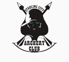 Starling City Archery Club - Arrow Baby Tee