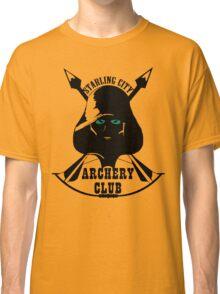 Starling City Archery Club - Arrow Classic T-Shirt