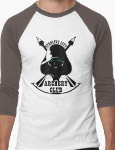 Starling City Archery Club - Arrow Men's Baseball ¾ T-Shirt