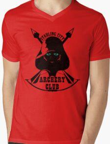 Starling City Archery Club - Arrow Mens V-Neck T-Shirt