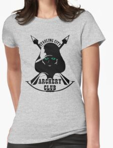 Starling City Archery Club - Arrow Womens Fitted T-Shirt