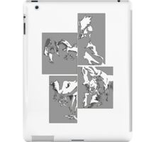 Cowboy Bebop Panels 2 iPad Case/Skin