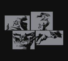 Cowboy Bebop Panels 2 by da4tner