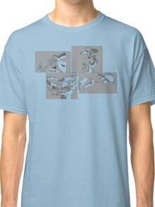 Cowboy Bebop Panels 2 Classic T-Shirt