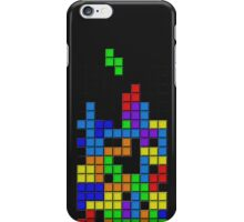 Tetris2 iPhone Case/Skin