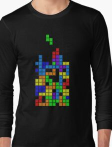 Tetris2 Long Sleeve T-Shirt