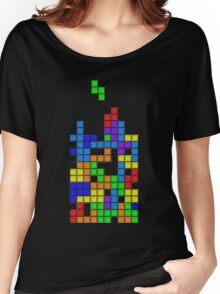 Tetris2 Women's Relaxed Fit T-Shirt