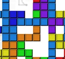 Tetris2 Sticker