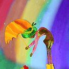 Raindrops by Faith Magdalene Austin