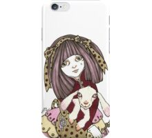 The Lonely Goat Herd iPhone Case/Skin