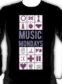 Justin Bieber Music Mondays, Journals T-Shirt