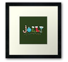 Jolly Framed Print