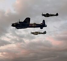 Battle of Britain Memorial Flight by © Steve H Clark Photography