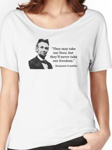 Abraham Lincoln Troll Quote Women's Relaxed Fit T-Shirt
