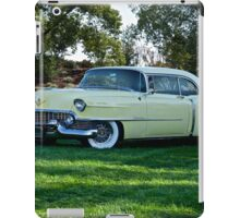 1954 Cadillac Coupe de Ville iPad Case/Skin