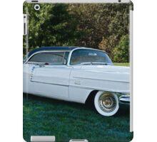 1956 Cadillac El Dorado Sevelle iPad Case/Skin