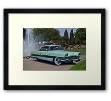1956 Packard 400 Hard Top Framed Print
