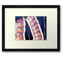 Celestial Bacon Framed Print