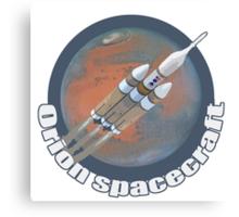 Orion Spacecraft  Canvas Print