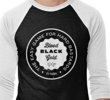 BBG010B —Bastards (Reversed) Men's Baseball ¾ T-Shirt