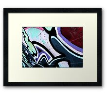 alley way gallery 2 Framed Print
