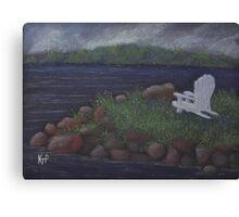 Oneida Lake - North Shore Canvas Print