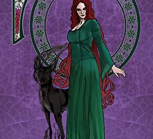 The Leanansidhe by Nana Leonti