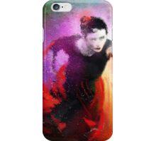 Flamencoscape 03 iPhone Case/Skin