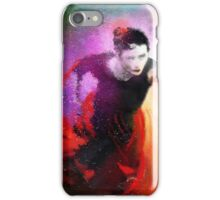 Flamencoscape 03 iPhone Case/Skin