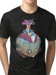 Brain Dancin' Tri-blend T-Shirt