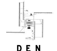 Denver Airport Diagram by vidicious