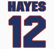 National Hockey player Jimmy Hayes jersey 12 by imsport