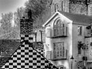 The Chequered House -  Knaresborough by Colin  Williams Photography