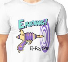 Raygun E Unisex T-Shirt