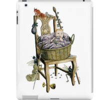 Changeling Baby iPad Case/Skin