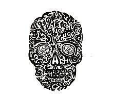 Black Skull by Amy Hall