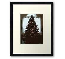 christmas 3 -blank + shirts, tote bag ect Framed Print