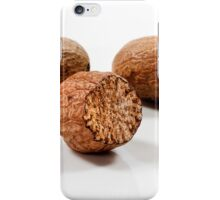 Nutmeg iPhone Case/Skin