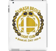 Super Smash Bros. Fight Club iPad Case/Skin