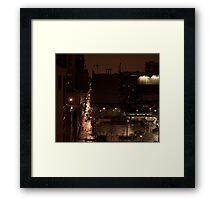 STREET SMART (GASOLINE ALLEY) Framed Print