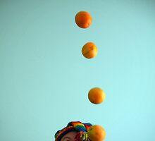 Orange Juice Zing. by Lucy Wardle