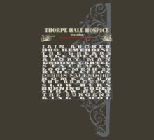 Thorpe Hall Hospice Presents by Dan Donovan