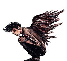 "Andy Biersack - ""Fallen Angel"" by Farbenfrei"