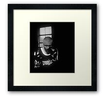 THE BOXER (1) Framed Print