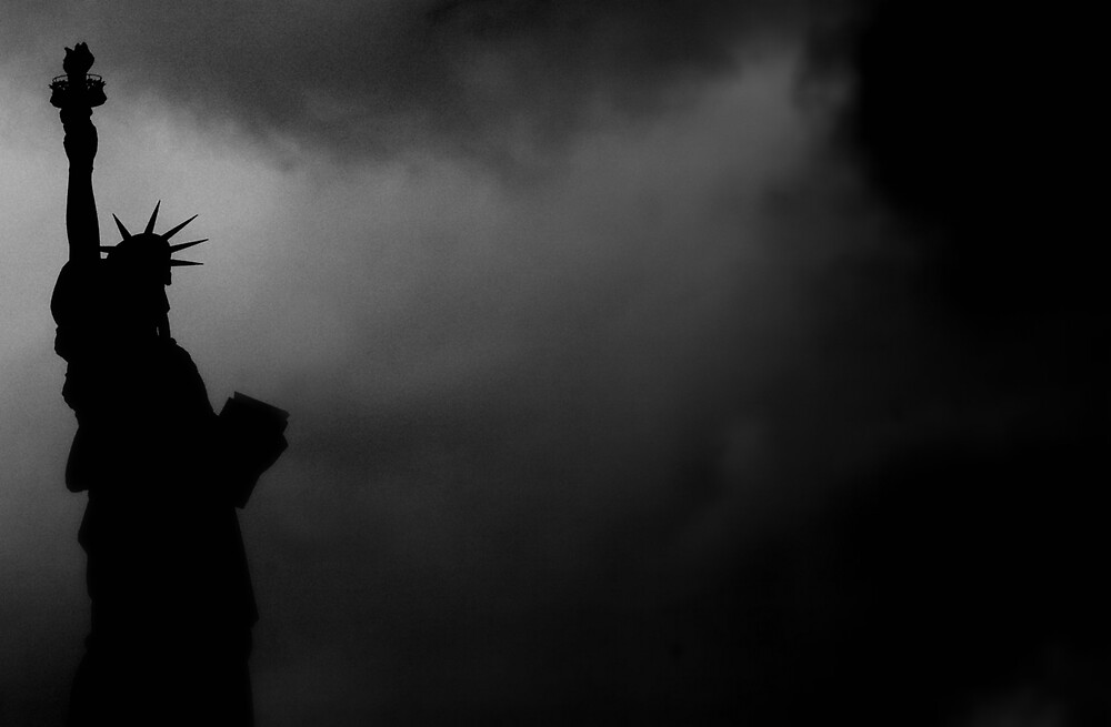 LIBERTY IN DARKNESS by BYRON