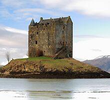 Castle Stalker by Maria Gaellman