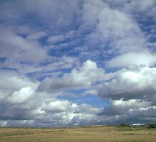 Clouds in the country. by imwackywomyn
