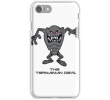 The Termainian Devil iPhone Case/Skin